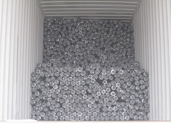 Delivery of Steel Wire Mesh