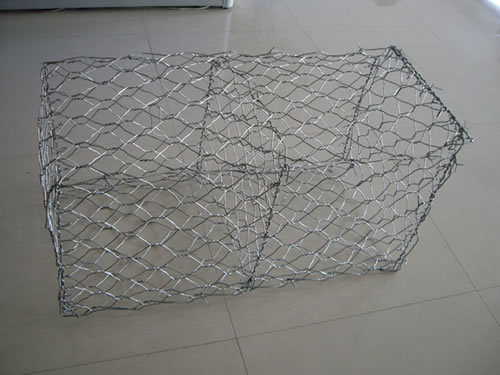Galvanized steel chicken wire, heavy loading type