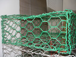 Chicken Fencing Mesh with PVC Surface Treatment